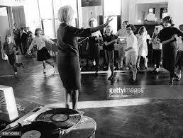 Ernestine Smith Teaches A Group To Tap Dance In Recreation Center ...