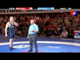 Robbie Smith vs. David Arendt, Jr. - YouTube