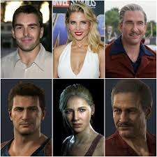 Best cast for an Uncharted movie (my ...
