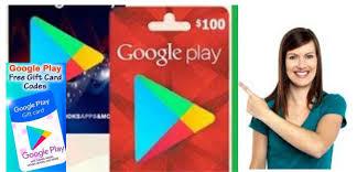 google play free gift card cafree code