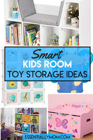 Smart Toy Storage Ideas That Make It Easy To Keep Rooms Tidy