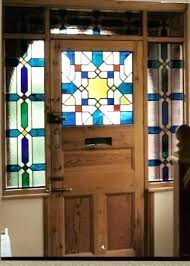 timber sidelight porch