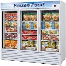 com 72cf commercial freezer w