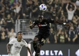 LAFC forward Adama Diomande out with broken foot - Orlando Sentinel