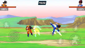 dragon warriors ball z apk for android