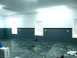 finishing garage ideas walls interior