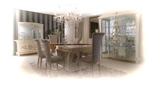 new italian klassica dining room