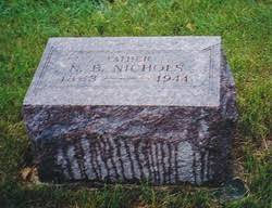 Nelson Byron Nichols (1863-1944) - Find A Grave Memorial