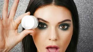 tutorial makeup smokey eyeshadow ala