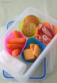 make your own lunchables frugal