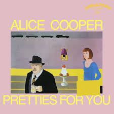 Alice Cooper Pretties For You 1969 Vinyl Discogs
