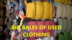 bulk used clothing second hand clothes