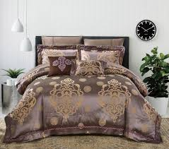 nessgoods 7 piece luxury bedding set