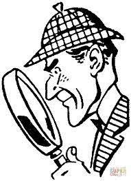 Les 67 meilleures images de sherlock holmes | Coloriage, Sherlock ...