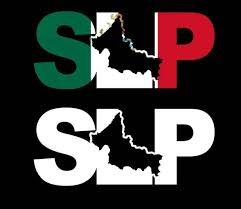 Slp Letters Decal Car Window Laptop Map Vinyl Sticker Mexico Etsy