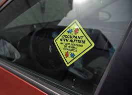 Decals Alert First Responders Of Occupant With Autism Community Observer Reporter Com
