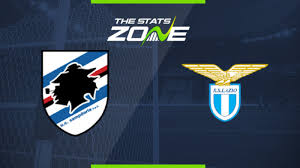2019-20 Serie A – Sampdoria vs Lazio Preview & Prediction - The Stats Zone