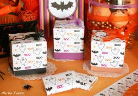Kit Imprimible Para Halloween Merbo Events