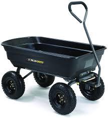 garden carts pros and cons