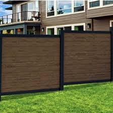 China Aluminum Safety Privacy Modern House High Security Home Fencing Panel Garden Lattice Wpc Cheap Swimming Pool Fence China Aluminum Profies Aluminum Fence