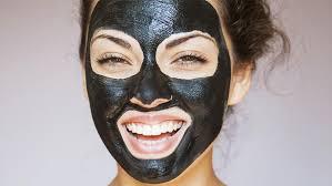 make homemade charcoal face masks