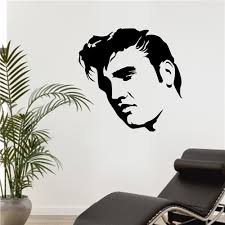 Colorcasa Removeable Vinyl Wall Sticker Family Decorative Elvis Presley Wall Decal Art Wall Paper For Living Room Elvis1 Buy Removeable Vinyl Wall Sticker Family Decorative Elvis Presley Wall Decal Art Wall Paper For Living