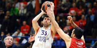 Jon Diebler, Anadolu Efes Istanbul - Euroleague 2015-16 - Welcome to  EUROLEAGUE BASKETBALL