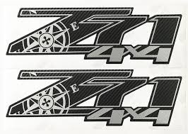 Z71 4x4 Expedition Chevy Decals Stickers Truck Silverado Vinyl Etsy