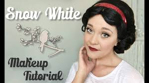 snow white makeup tutorial every day