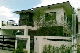 Modern Asian House Bacolod City Philippines Jpg 400 264 Asian House Modern House Philippines House Fence Design