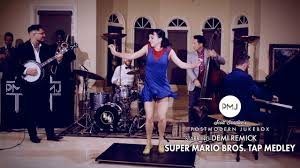 Super Mario Bros. (Tap Dance Medley) - Postmodern Jukebox (ft. Demi Remick)  - YouTube