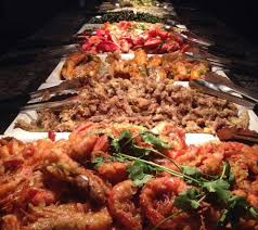 Tokyo Seafood Buffet - RUNINOs