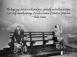 friendship between rich and poor quotes