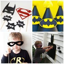 Juegos De Batman Para Cumpleanos Infantil Decoracion Cumpleanos