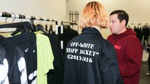 virgil abloh causes fashion frenzy