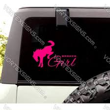 Sale Ford Bronco Girl Decals Stickers Online 10 Off