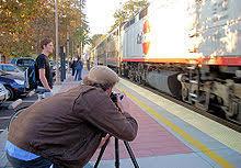 penggila kereta api bahasa ensiklopedia bebas
