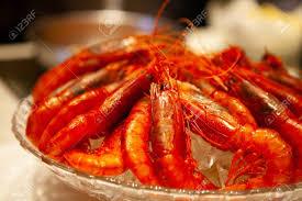 Scarlet Shrimp Or Cardinal Prawn ...
