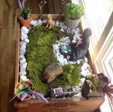 how to make a small indoor zen garden