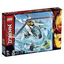 Nơi bán Lego Ninjago – Trực thăng lưỡi kiếm của Zane 70673 giá rẻ ...