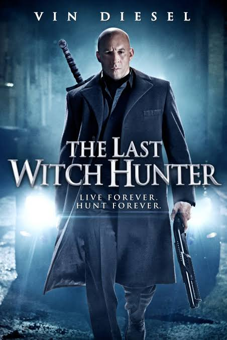 Image result for the last witch hunter vin diesel movie poster""