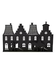 Grachtenpandjes Met Sint En Piet Bijzonder Design Store