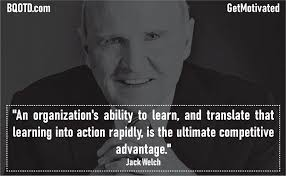 an organization s ability to learn and best quotes of the