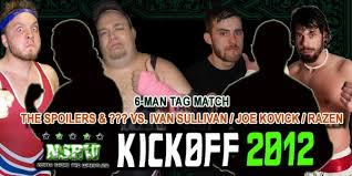 NSPW Kick Off 2012 - 1/14/12 (feat. Fit Finlay) - TUP Wrestling Forum