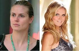 victoria secret models no makeup