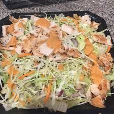 ono hawaiian bbq fresh mix salad with