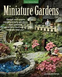 miniature fairy gardens