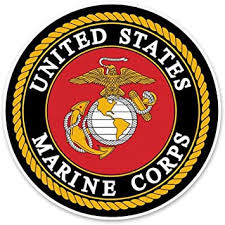 Amazon Com U S Marine Corps Car Decal Sticker Automotive
