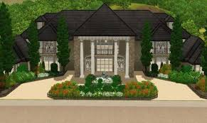 photo of big sims 3 houses ideas