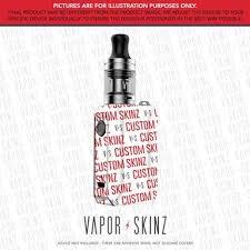 Voopoo Drag Baby Skinz Wraps Decals Stickers Vapor Skinz